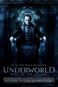 Underworld: La Ribellione dei Lycan Locandina