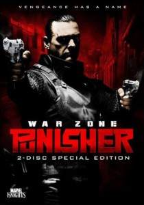 Punisher: War Zone - Copertina DVD Special Edition - usa