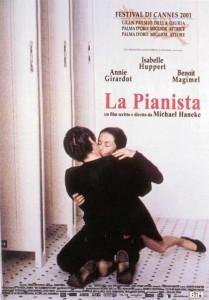 La Pianista - Locandina