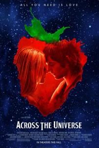 Across the Universe - Poster - Usa
