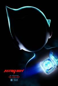 Astro Boy - Teaser Poster