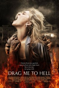 Drag Me to Hell - Teaser Poster 1 - USA