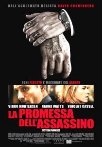 La Promessa dell'Assassino - Locandina