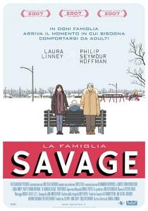 La Famiglia Savage - Locandina