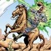 Cowboys and Aliens - Immagine dal fumetto - Laser