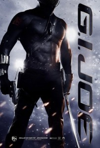 G.I. Joe: La Nascita dei Cobra - Teaser Poster 2