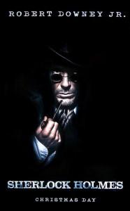 Sherlock Holmes - Teaser Poster - USA