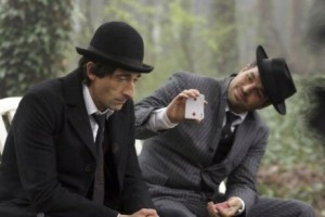 The Brothers Bloom - Frame - Adrien Brody e Mark Ruffalo