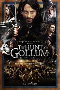 The Hunt for Gollum - Caccia a Gollum - Locandina