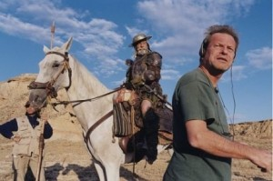 The Man Who Killed Don Quixote - Terry Gilliam - Set