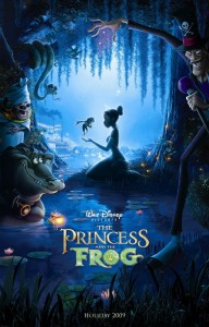 La Principessa e il Ranocchio (The Princess and the Frog) - Locandina - USA