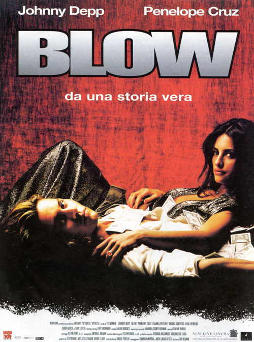 Ted Demme Wallpapers Blow Usa Di Ted Demme Con Johnny Deep Penelope Cruz Franka HD