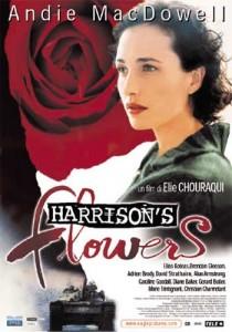 Harrison's Flowers - Locandina