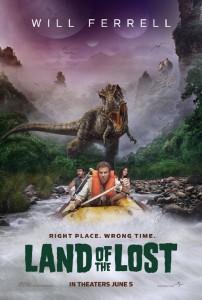 Land of the Lost - Locandina (USA)