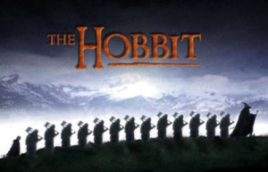 The Hobbit (unofficial poster)