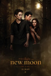The Twilight Saga: New Moon - Teaser Poster 1