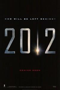 2012 - Locandina - Teaser Poster (USA)