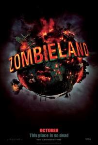 Zombieland - Locandina - Teaser Poster 1 (USA)