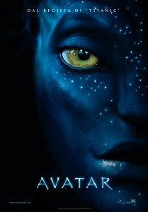 Avatar (2009) - Teaser Poster 1 (ITA)