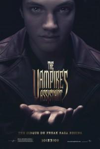 Cirque du Freak: The Vampire's Assistant - Locandina - Poster (USA) 1