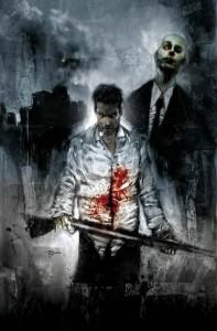 Crimini Macabri (Criminal Macabre) - Copertina Volume 1 - USA