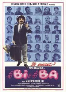 Il Bi e il Ba - Locandina Cinema (ITA)
