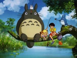Il Mio Vicino Totoro - Immagine Pesca