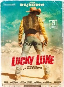 Lucky Luke - Locandina 1 (Francia)