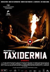 Taxidermia - Locandina (Ungheria)