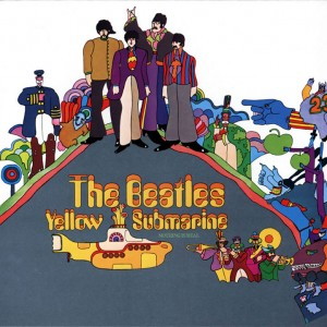 (The Beatles) Yellow Submarine - Il Sottomarino Giallo (1968) - Poster