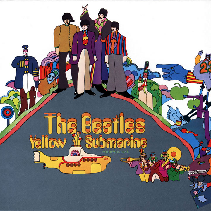Autore: The Beatles. Anno: 1968. Album: Yellow Submarine
