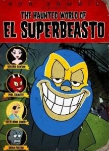 The Haunted World of El Superbeasto - Locandina (USA) 1