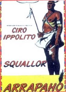 Arrapaho - Poster (ITA) 1