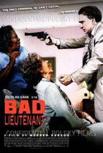 Il Cattivo Tenente: Ultima Chiamata New Orleans - Locandina - Respinta da MPAA