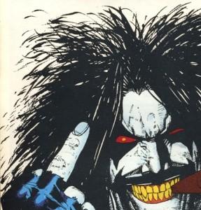 Lobo (fumetto) - gestaccio