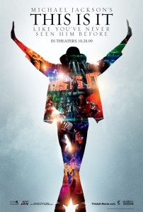 (Michael Jackson) This is it - Locandina (USA)