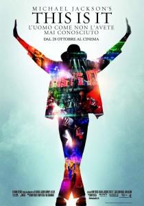 Michael Jackson's This is it - Locandina (ITA) 1