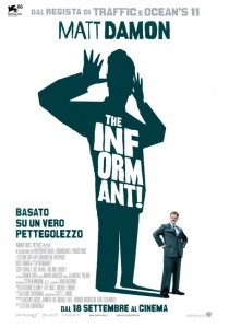 The Informant - Locandina (ITA) 1