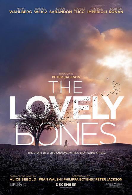 Amabili Resti (Lovely Bones) - Locandina (USA) 1