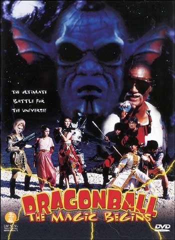Dragon ball - il film, goku contro gohan e il coccodrillo