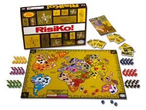 Risiko - Gioco da Tavolo - Confezione Classica