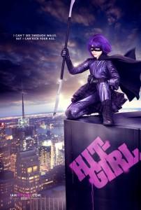 Kick Ass - Locandina - Character Poster - Hit Girl (USA)