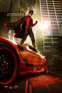 Kick-Ass - Locandina - Character Poster 2 - Red Mist