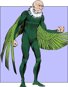 The Vulture (Avvoltoio) - Spider Man