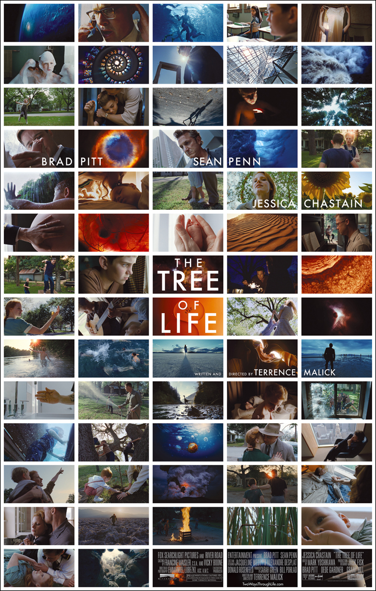 tree of life essay malick In an early scene in the tree of life, the new movie by terrence malick,  his soundtrack selections for the tree of life could spawn a lengthy essay.