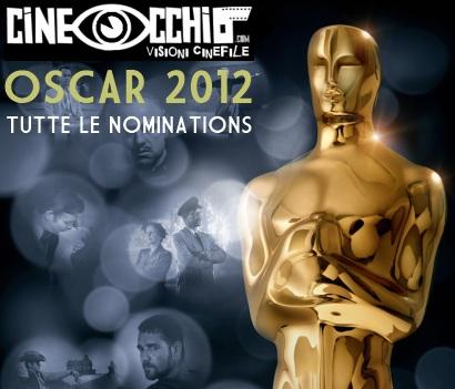 Cineocchio premi oscar 2012 tutti i nominati for Tutti i premi oscar